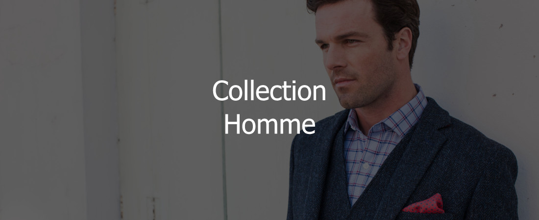 collection hommes santi